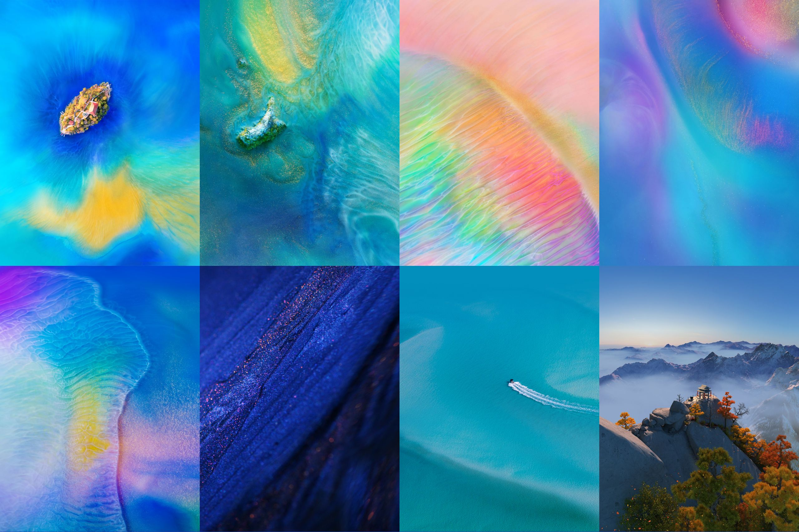 Huawei Mate 20 Pro Features and Stock Wallpaper Download boomtechin 2560x1707