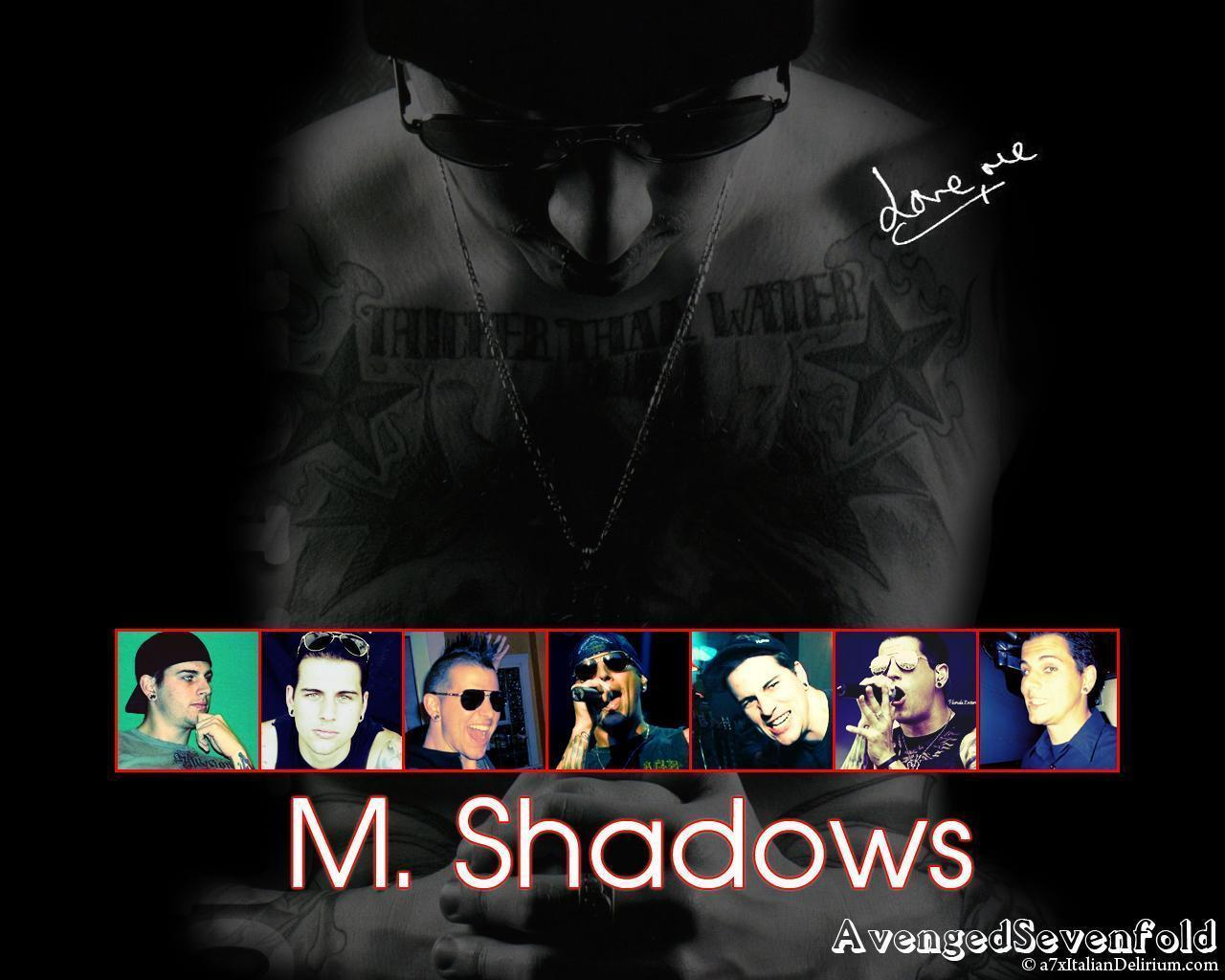 M Shadows Wallpapers 1280x1024