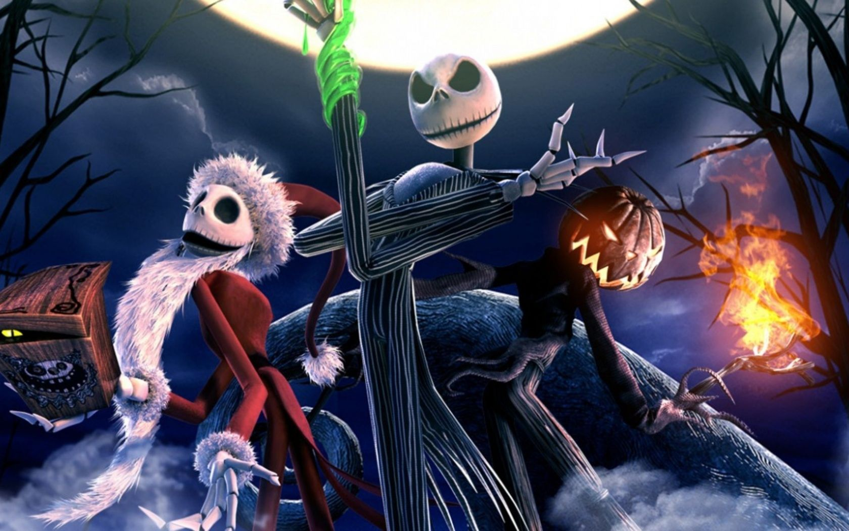 Pin by Claire on muffins Nightmare before christmas wallpaper 1680x1050