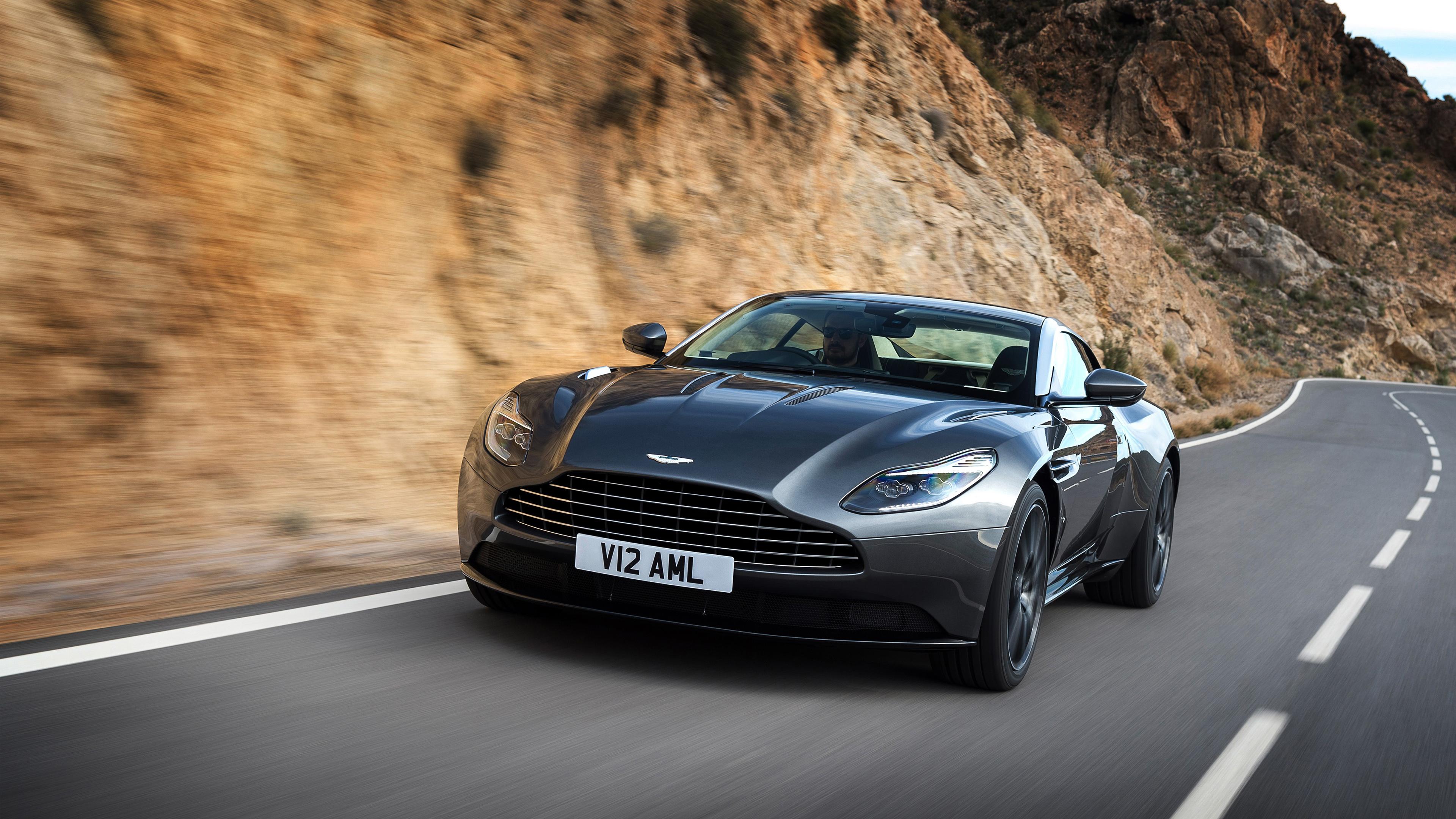 Aston martin db11 geneva auto HD wallpapers   WallpaperAsk 3840x2160