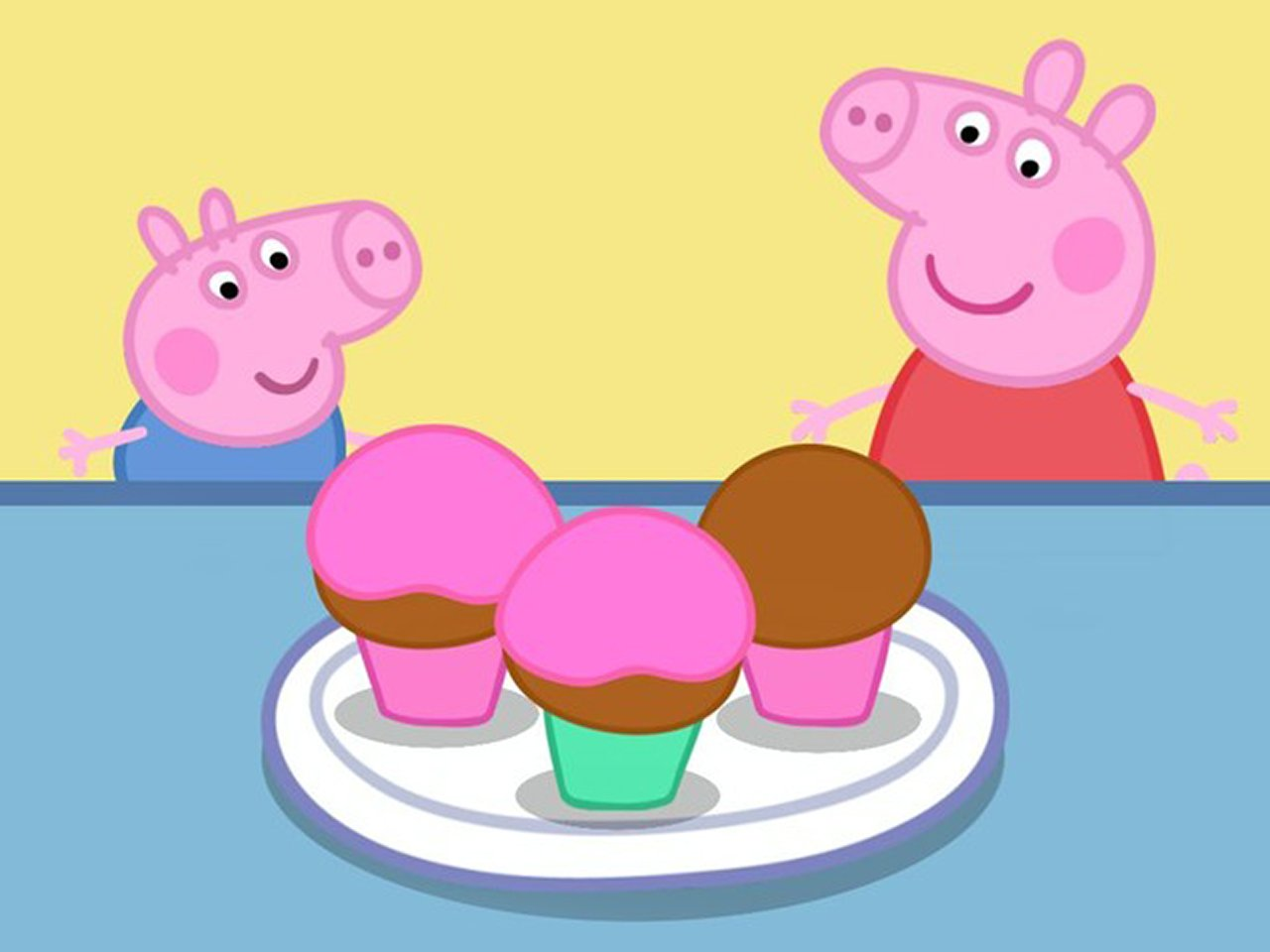 Peppa Pig Cookies Wallpaper Toonswallpaperscom 1280x960 pixel 1280x960
