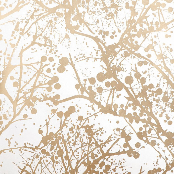 44 White And Gold Wallpaper On Wallpapersafari