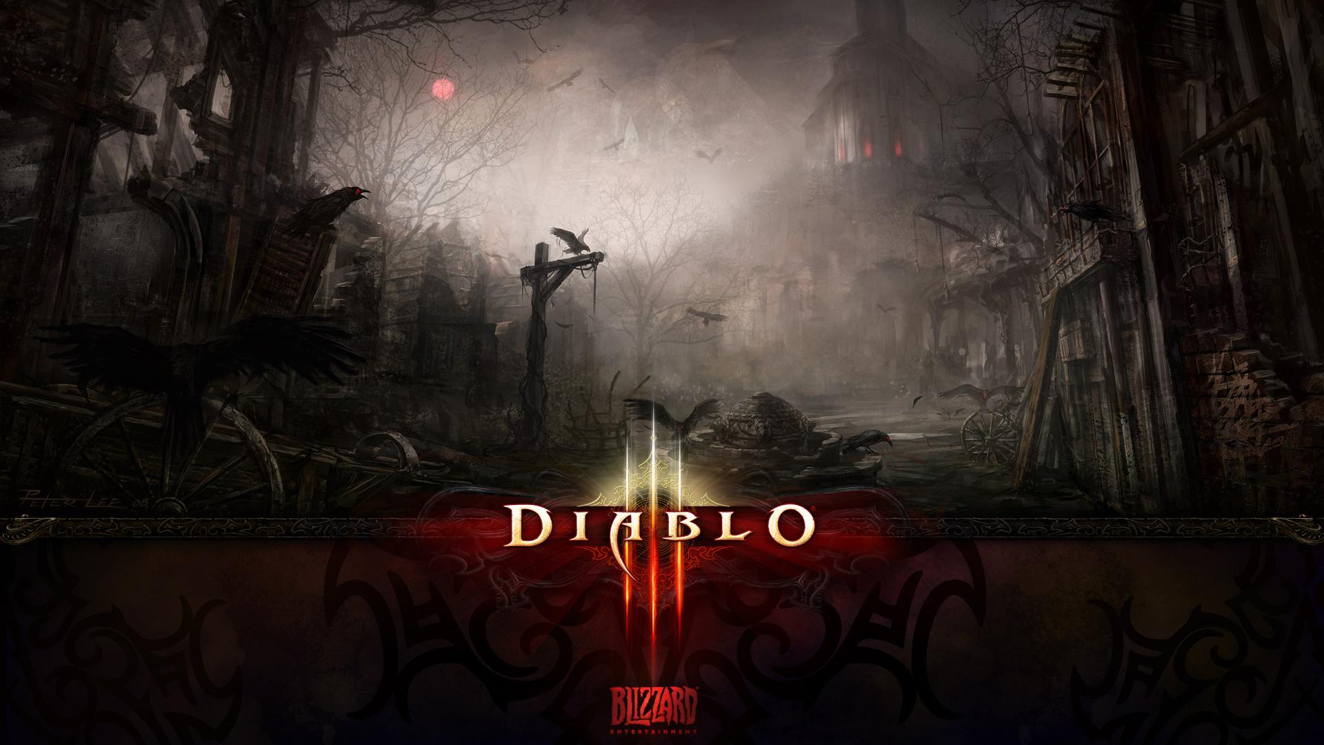 Diablo III Wallpapers in HD 1920x1080