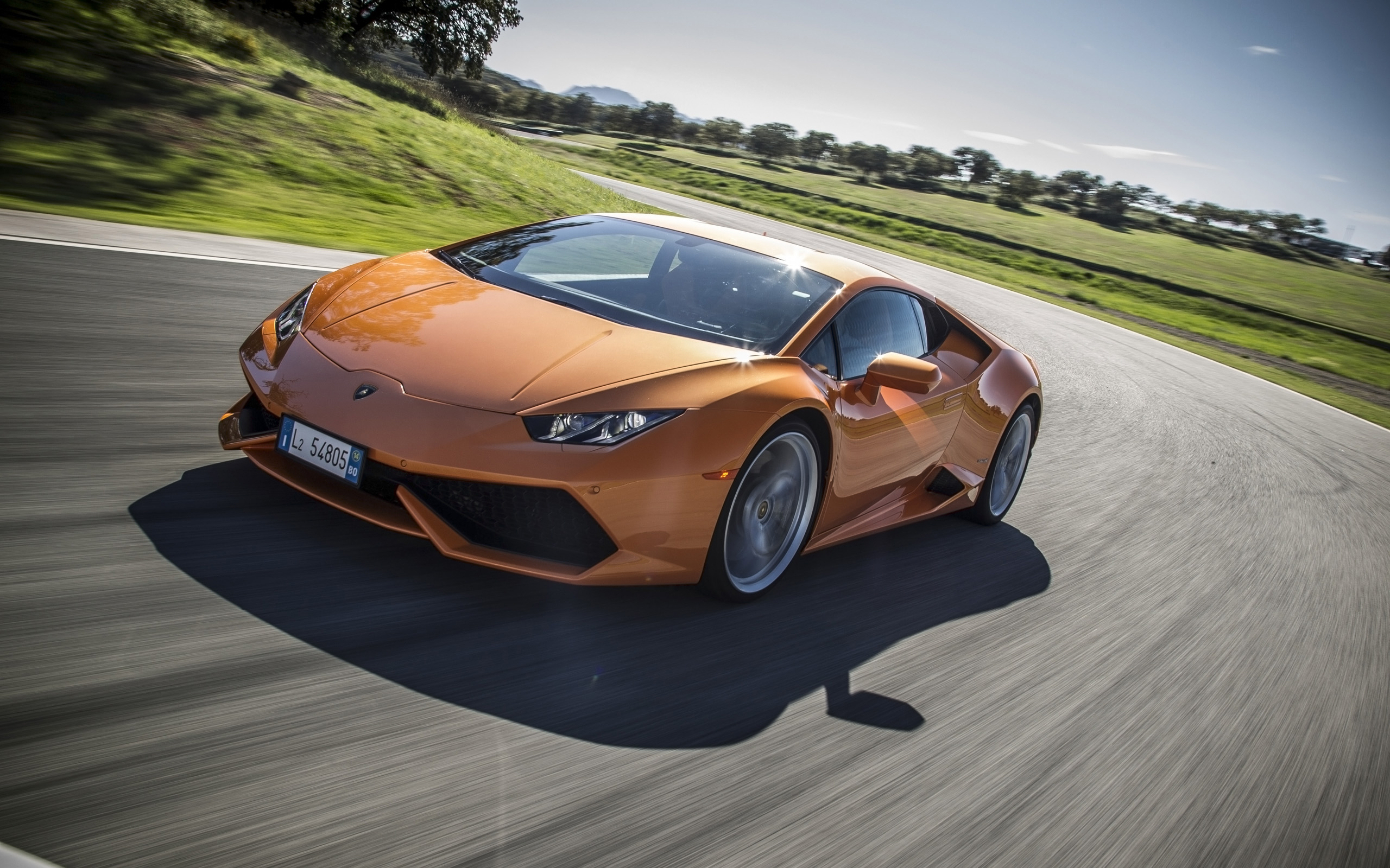 Lamborghini Huracan HD Wallpaper Background Image 2560x1600 2560x1600