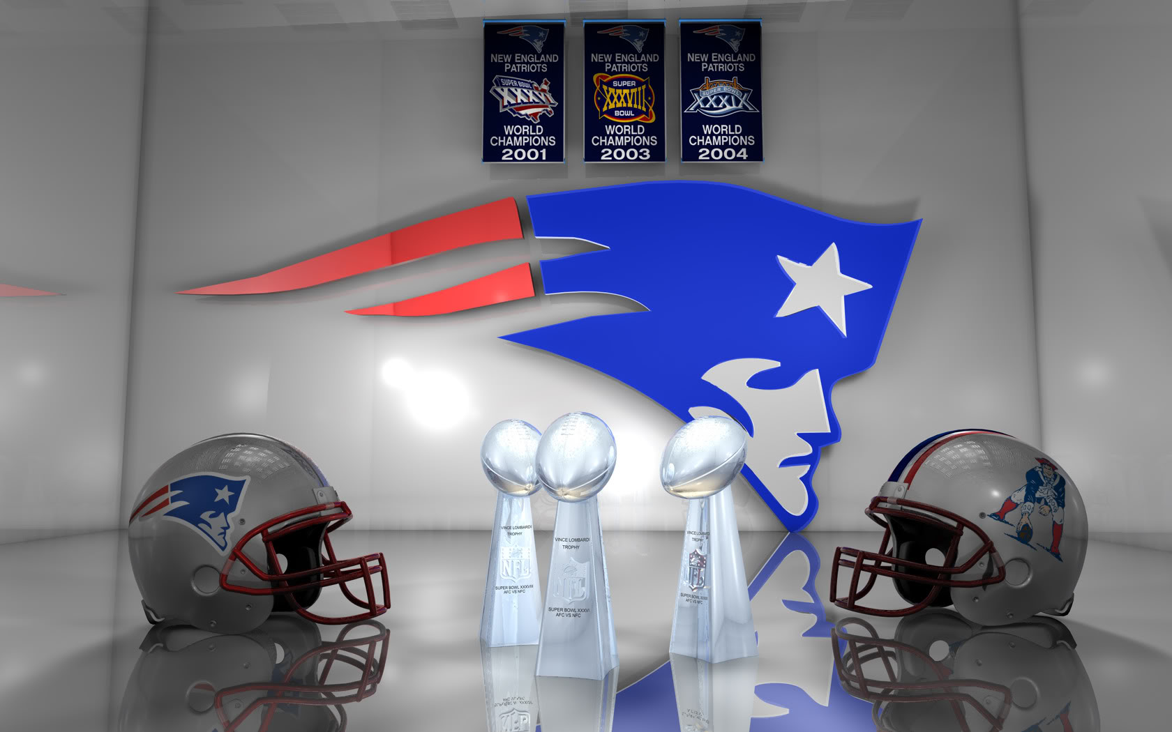 New England Patriots Championships Wallpaper I love how this came out 1680x1050