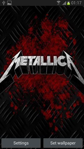 Metallica Phone Wallpaper - WallpaperSafari