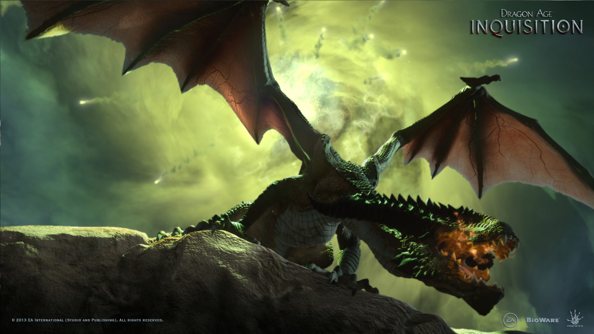 41 Dragon Age Inquisition Wallpapers On Wallpapersafari