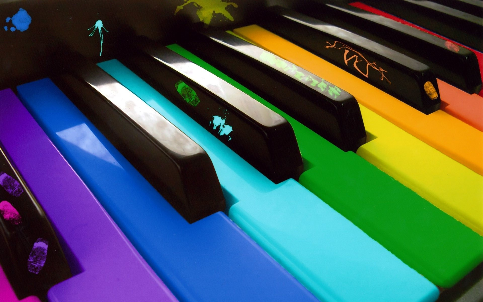 Free Download Colorful Piano Keyboard Hd Wallpaper 1920x1080 Colorful Piano Keyboard 1920x1200 For Your Desktop Mobile Tablet Explore 73 Music Keyboard Wallpaper Piano Keys Wallpaper Piano Wallpapers For Desktop