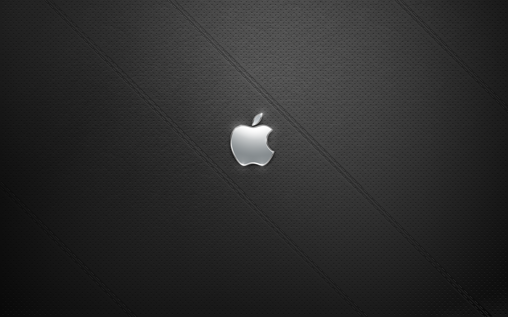 The Art of Adam Betts Black Leather Apple Desktop Background 1920x1200