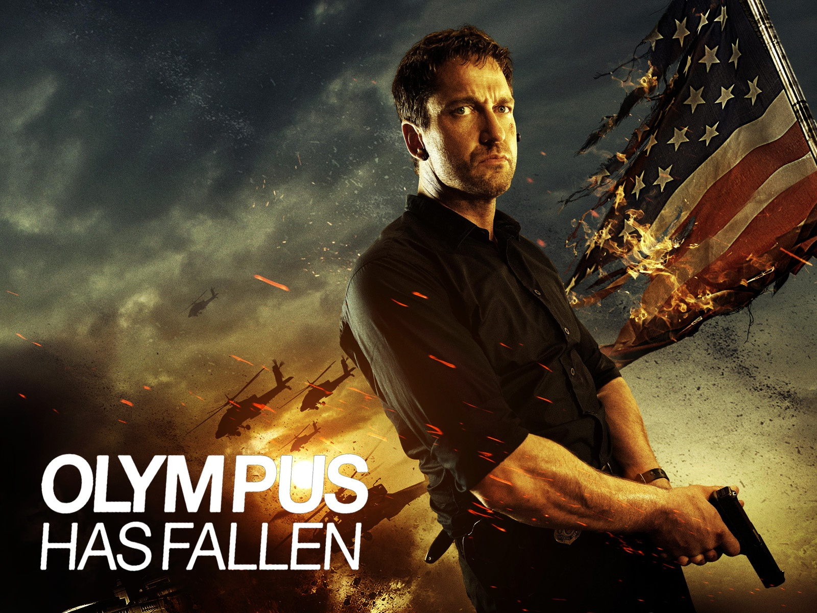 Olympus Has Fallen Wallpaper 1600x1200