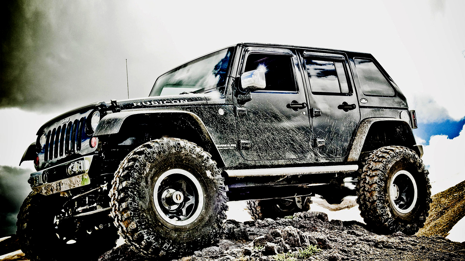 Off Road Jeep Hd Wallpaper >> Jeep JK HD Wallpaper - WallpaperSafari