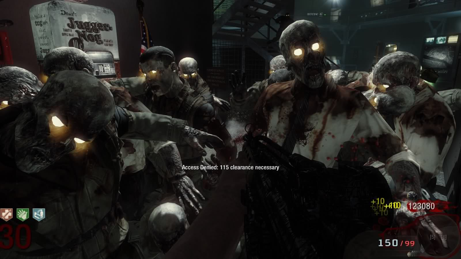call of duty black ops 1 zombies wallpaperfriday top 10  best zombie 1600x900