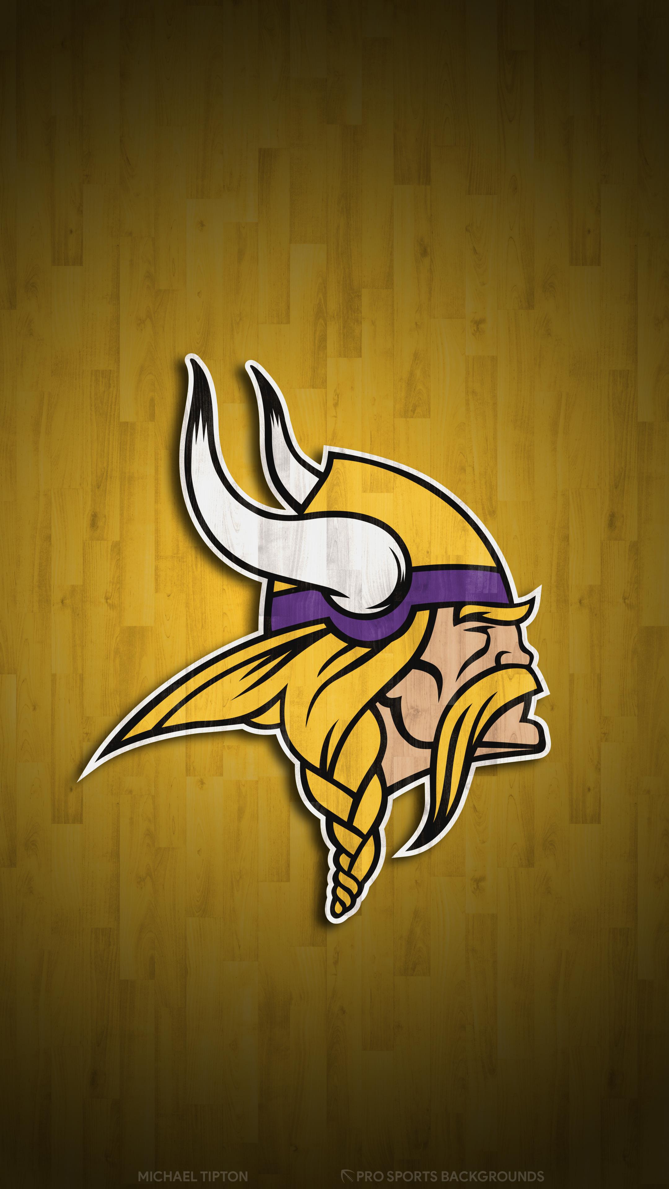 2019 Minnesota Vikings Wallpapers Pro Sports Backgrounds 2160x3840