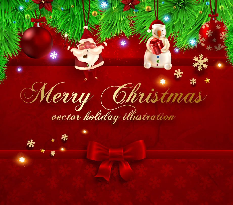 Merry christmas and happy new year wallpaper   SF Wallpaper 921x808