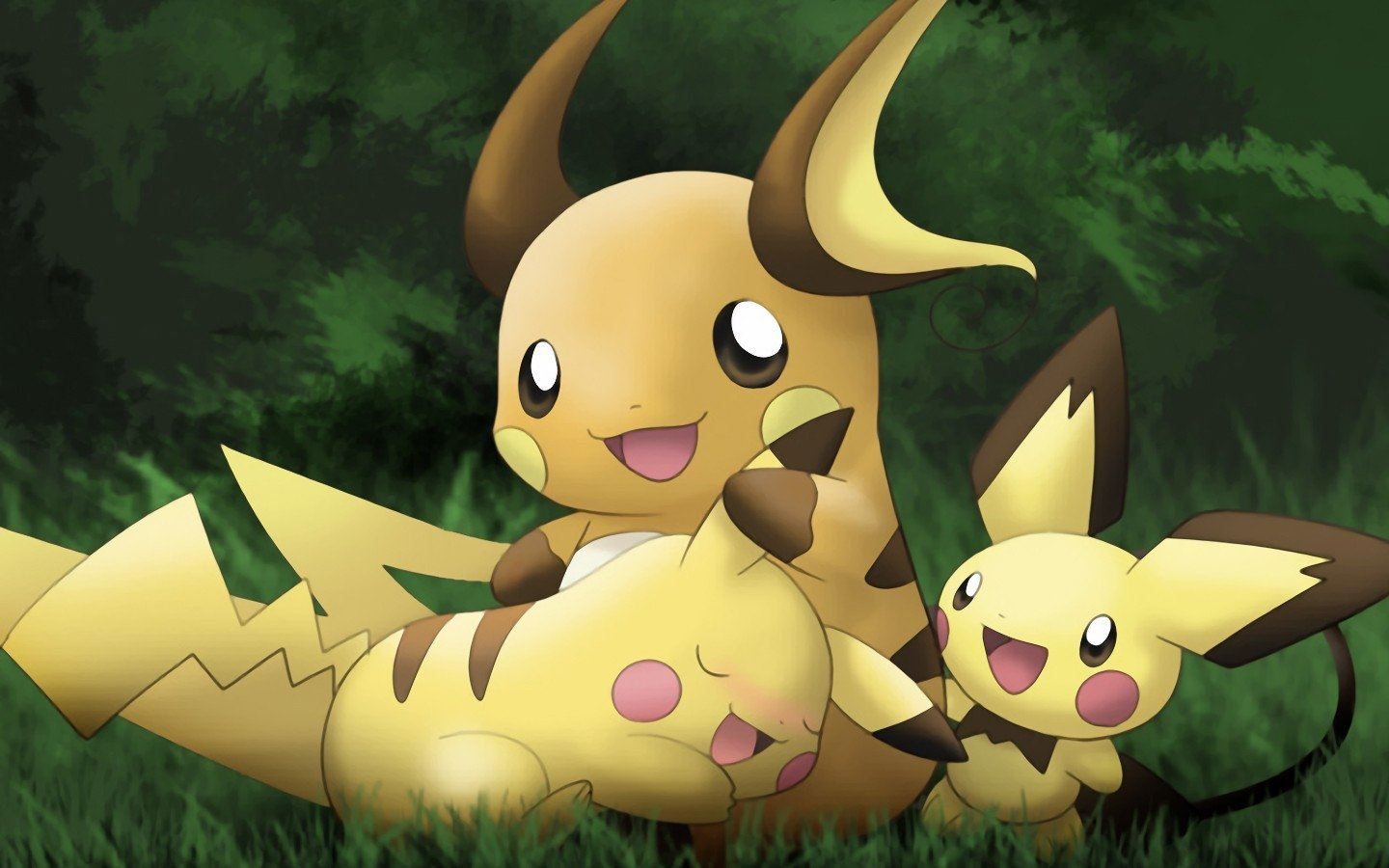 27 Pichu Pokmon HD Wallpapers Background Images 1440x900