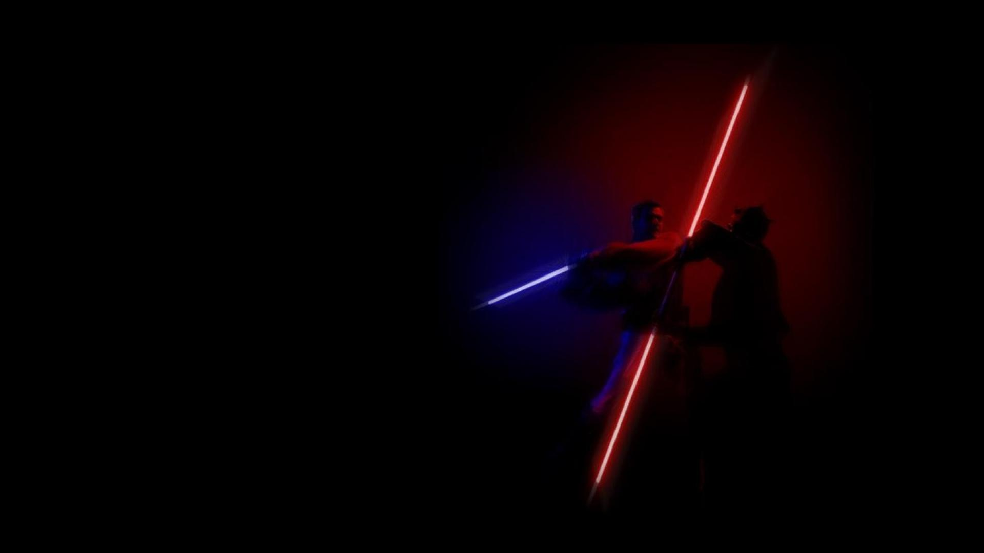star wars light saber fight battle hd wallpaper   5046   HQ Desktop 1920x1080