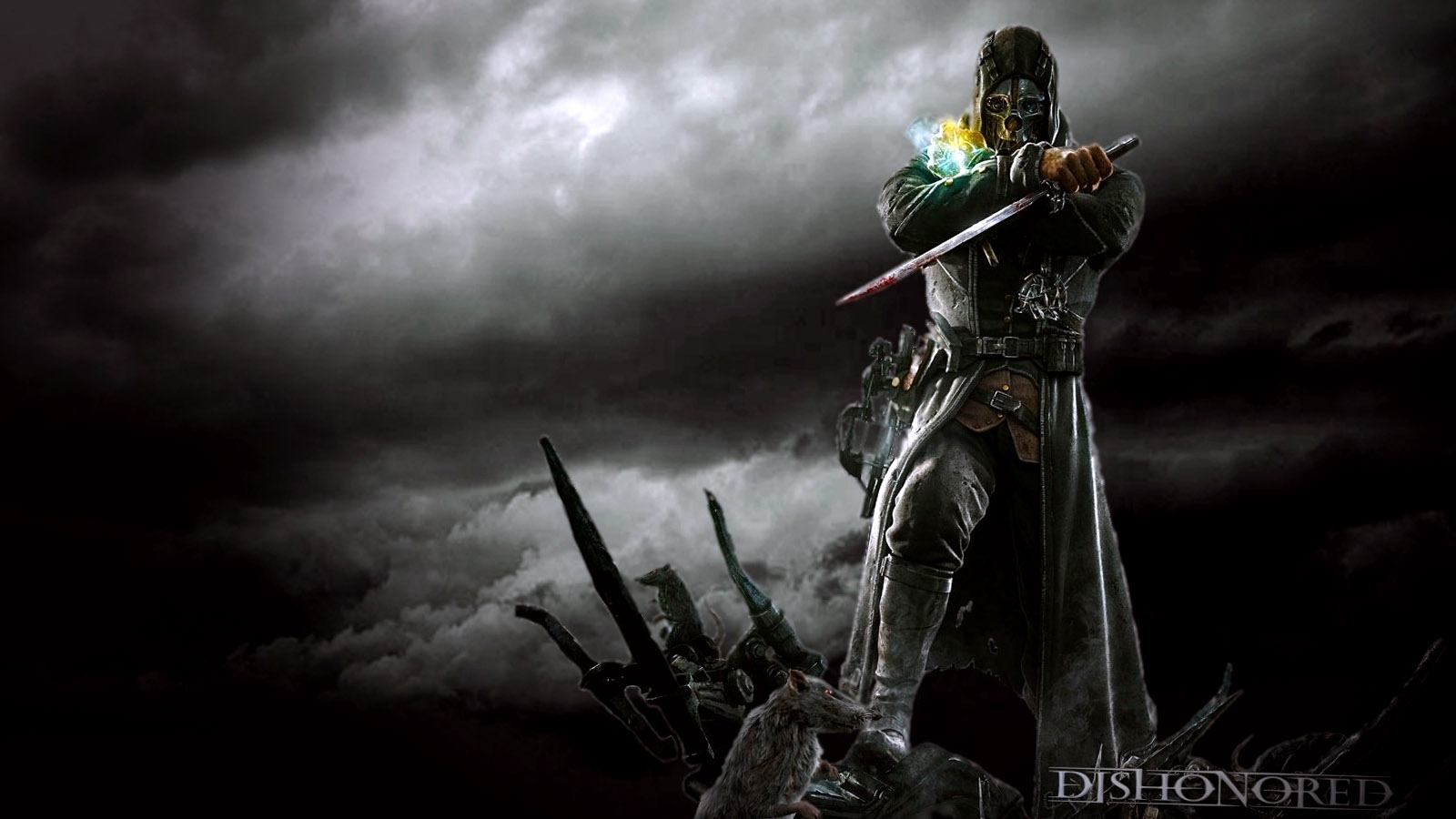 Dishonored Cool Game Picture Wallpapers HD Desktop and 1600x900