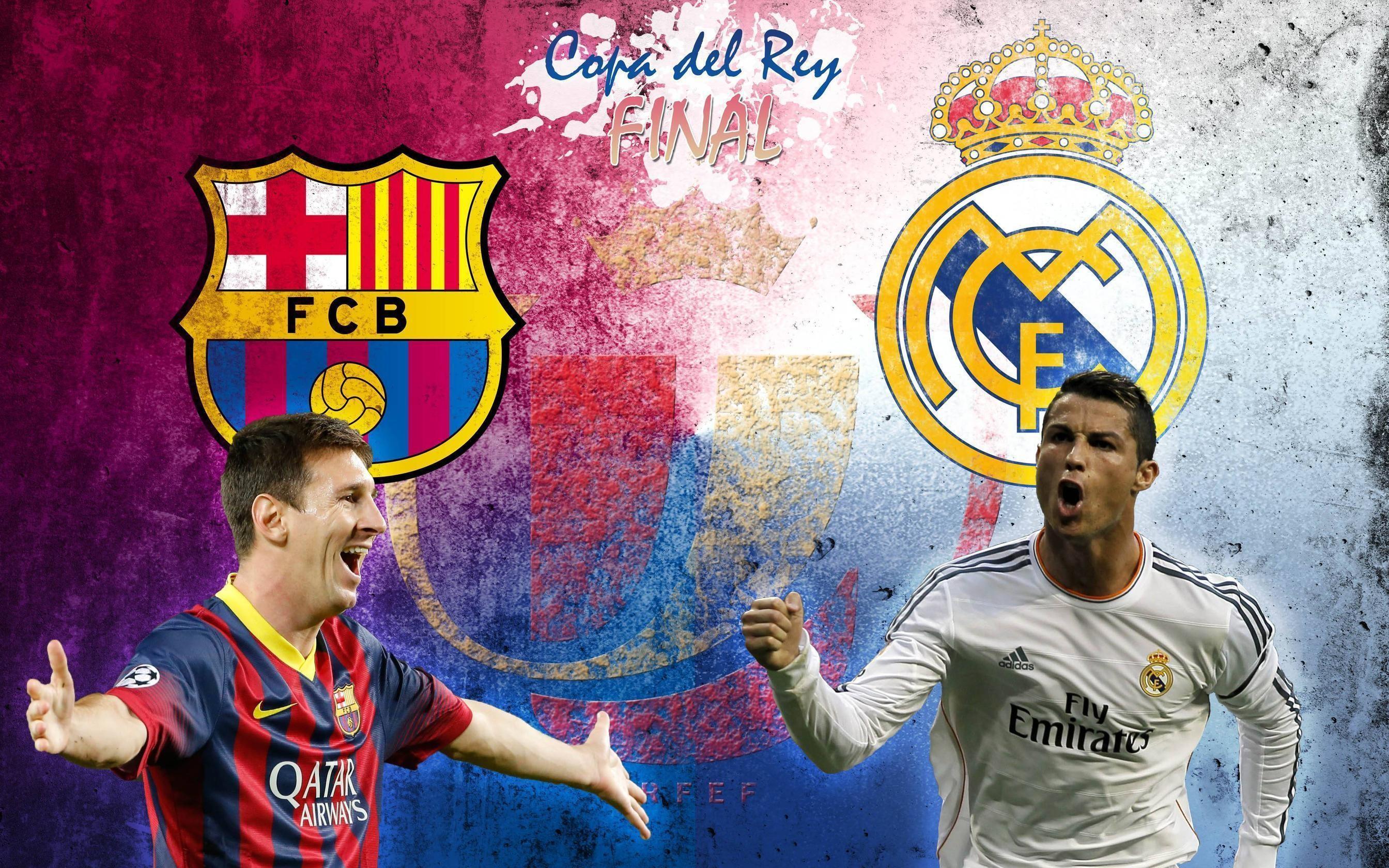 57 Cristiano Ronaldo Vs Lionel Messi 2015 Wallpaper On