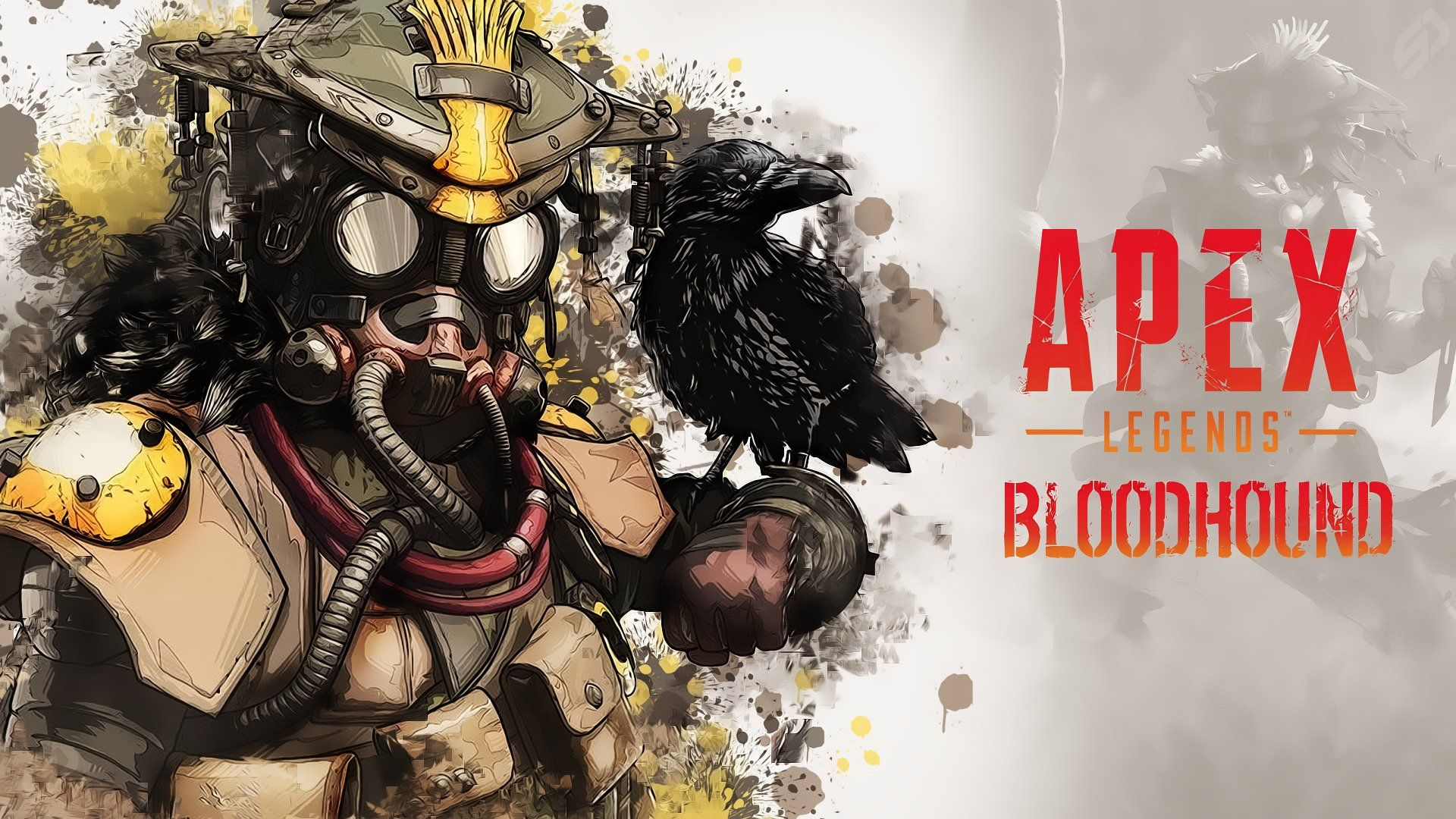 Apex Legends Bloodhound Wallpaper 67315 1920x1080px 1920x1080