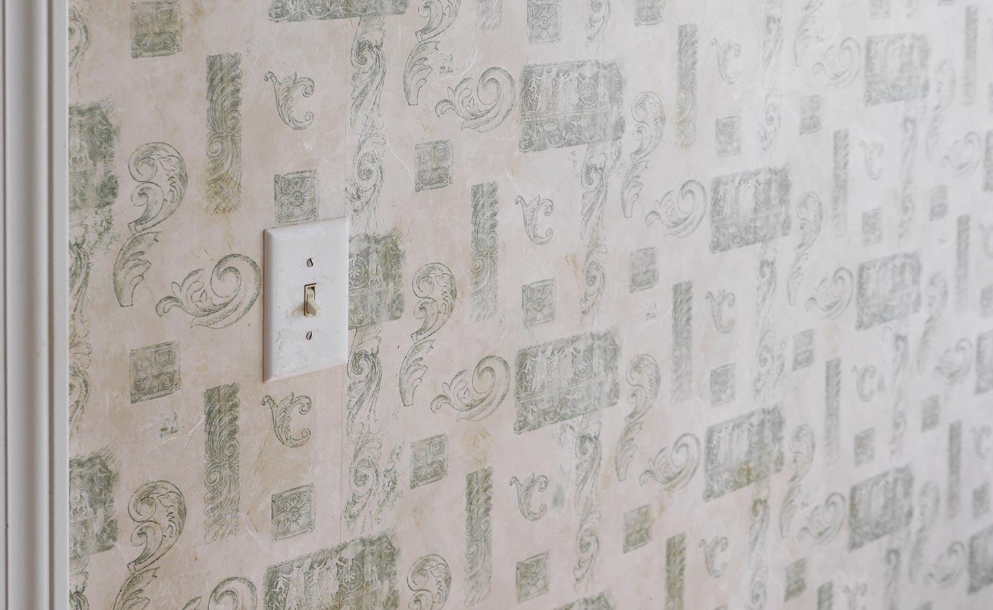 How to Remove Wallpaper DIY Bauen Home Improvement 1444x888