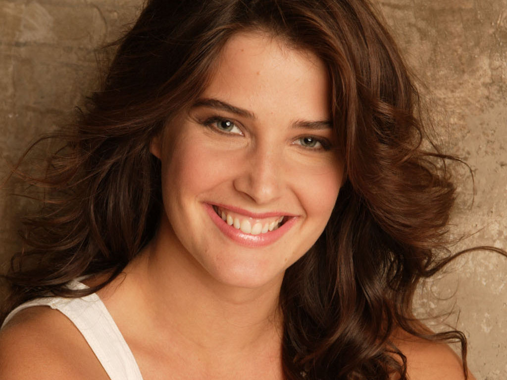 Hollywood Cobie Smulders New HD Wallpapers 2012 1024x768