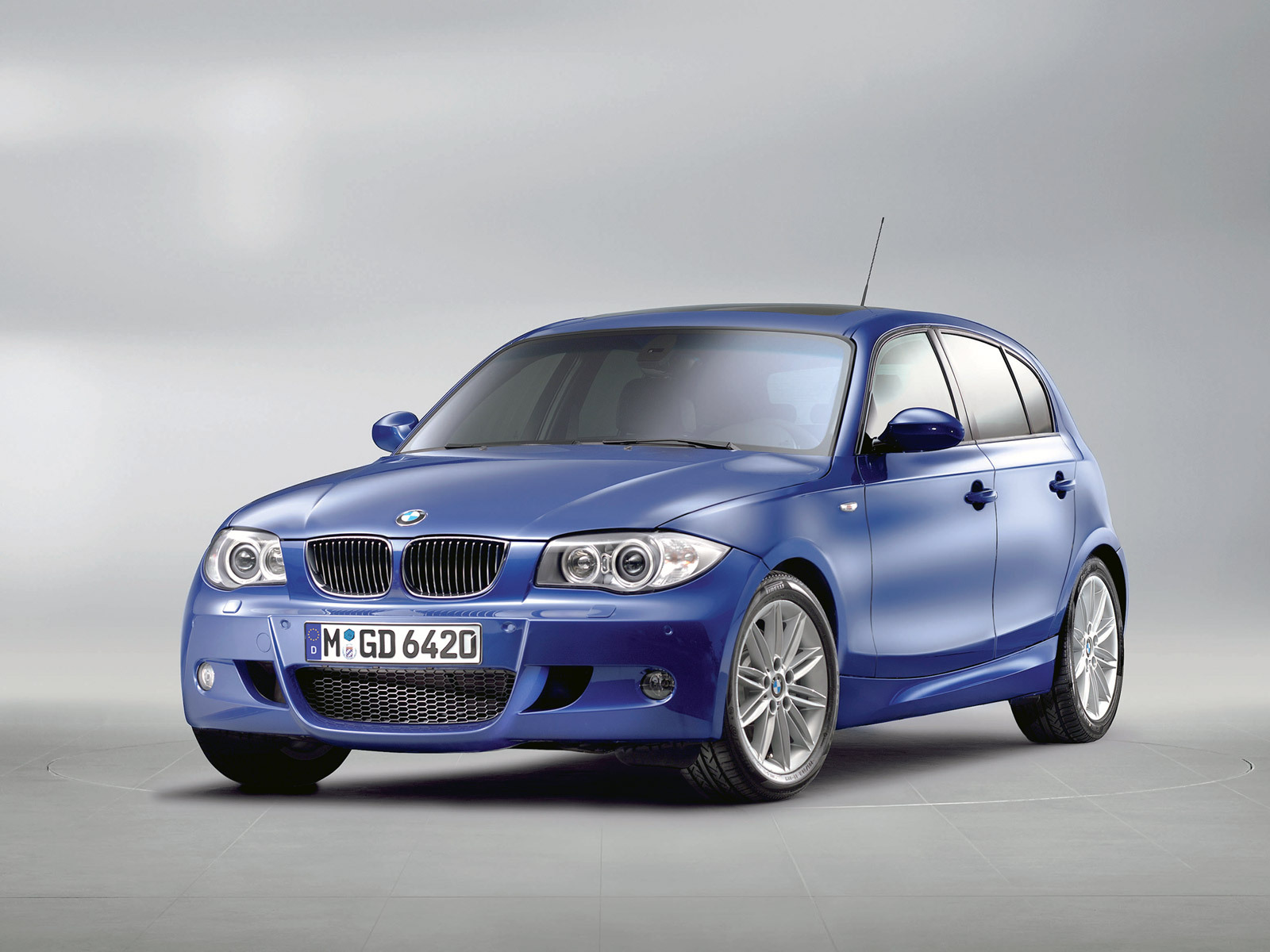 Bmw 1 Series M Sport Package Wallpapers   6851 1600x1200