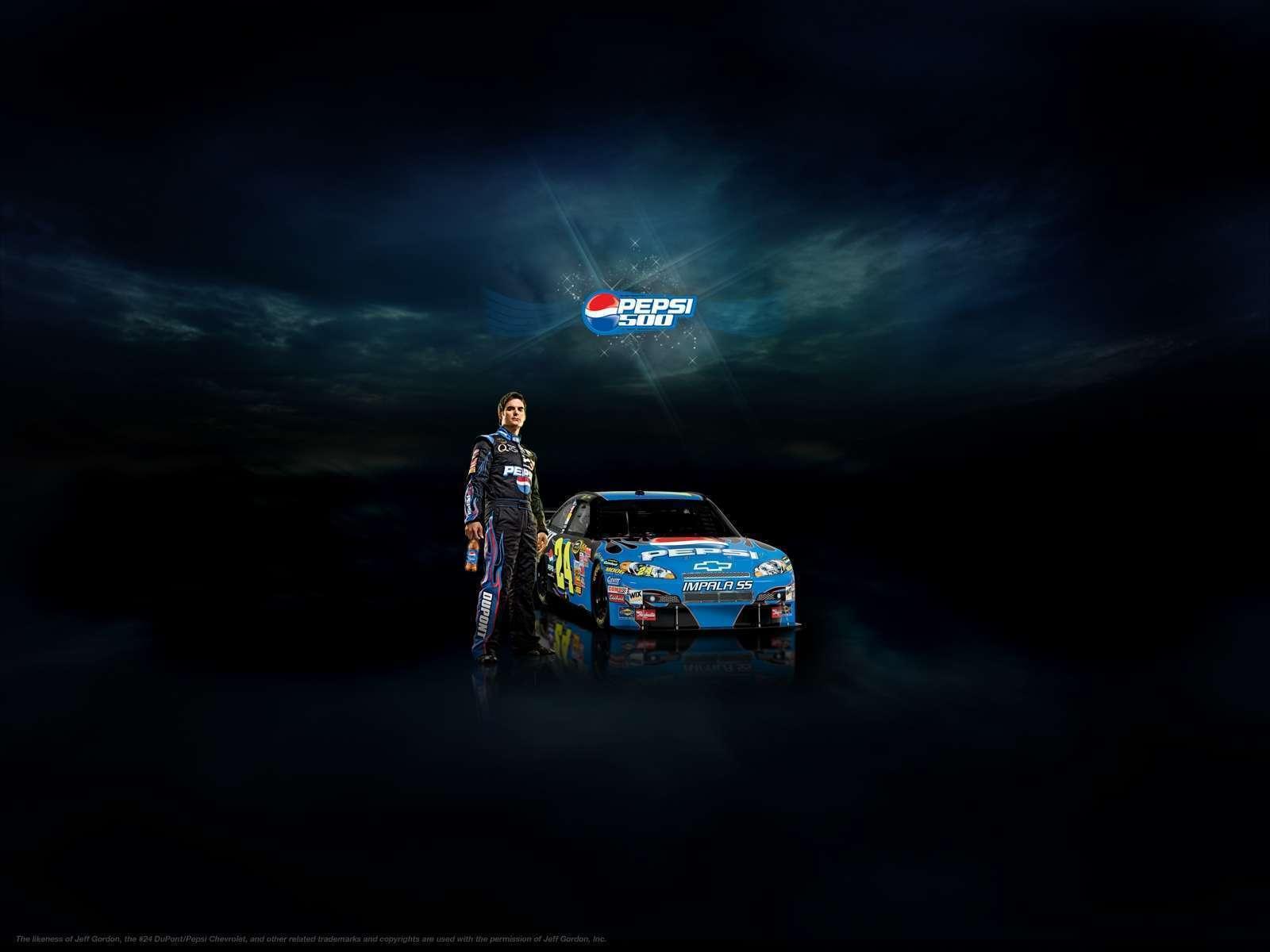 Download View Of Nascar Wallpaper Jeff Gordon 24 Hd Car Wallpapers 1600x1200