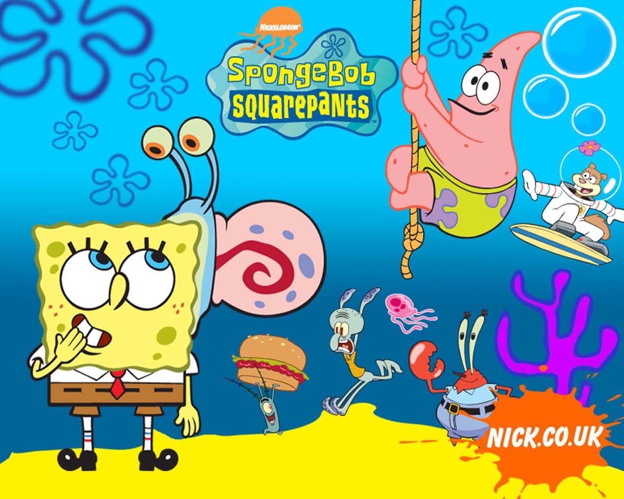 Gangster SpongeBob Wallpapers - WallpaperSafari