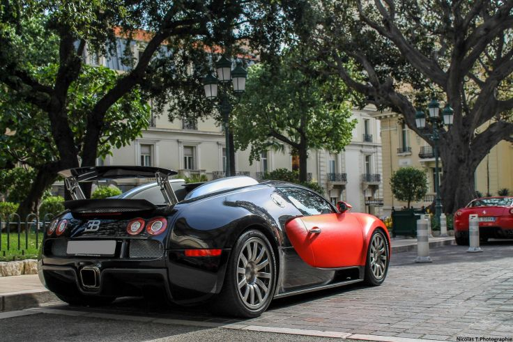 Bugatti Exotic supercars Veyron red wallpaper 2048x1365 432377 736x491