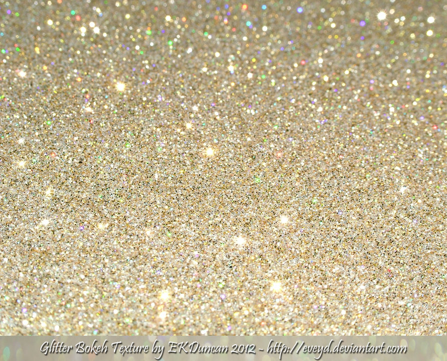 Bokeh Glitter Gold 5 Texture Background by EveyD 900x726