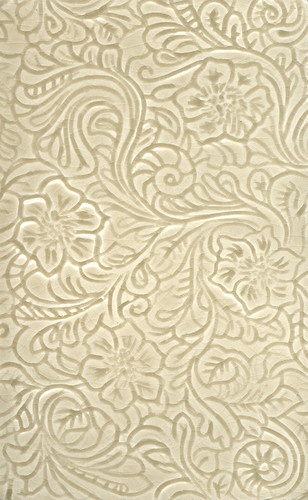 Tooled leather tile for bathroom or kitchen backsplash Bathroom and 308x500