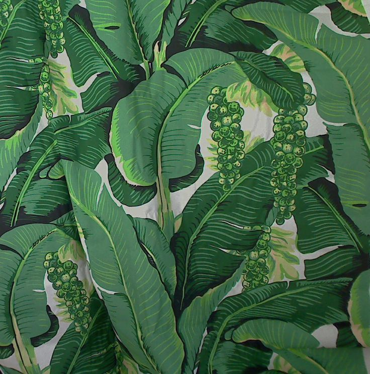 Original Dorothy Draper Brazilliance fabric circa 1942 14900 736x742