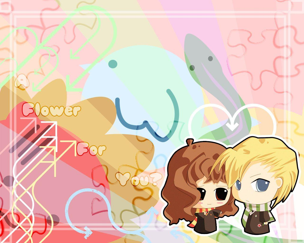 Cute Chibi Wallpapers 1280x1024
