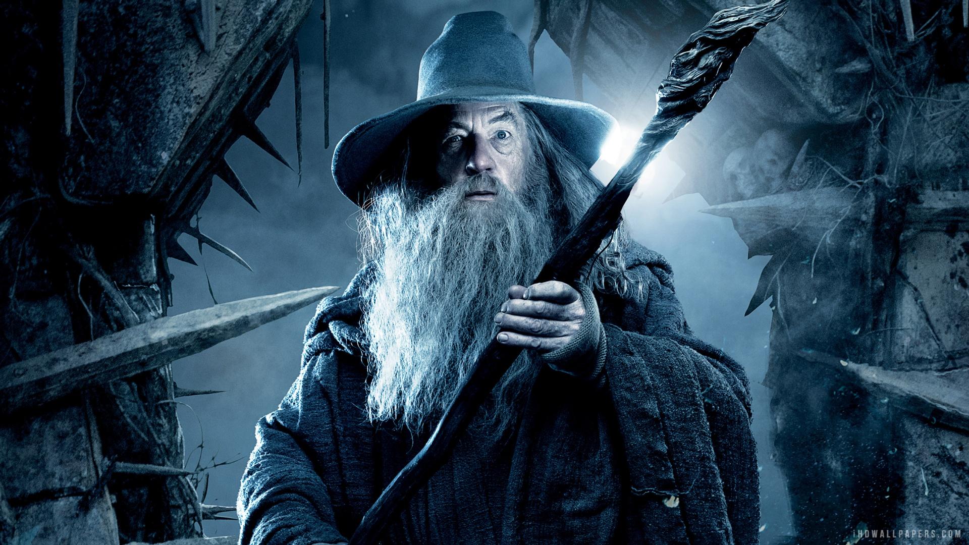 Gandalf in The Hobbit 2 HD Wallpaper   iHD Wallpapers 1920x1080