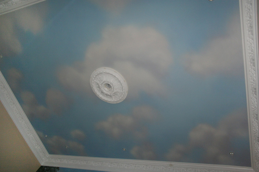 Free Download Pin Cloud Ceiling Wall Murals Inspirations Wallpaper