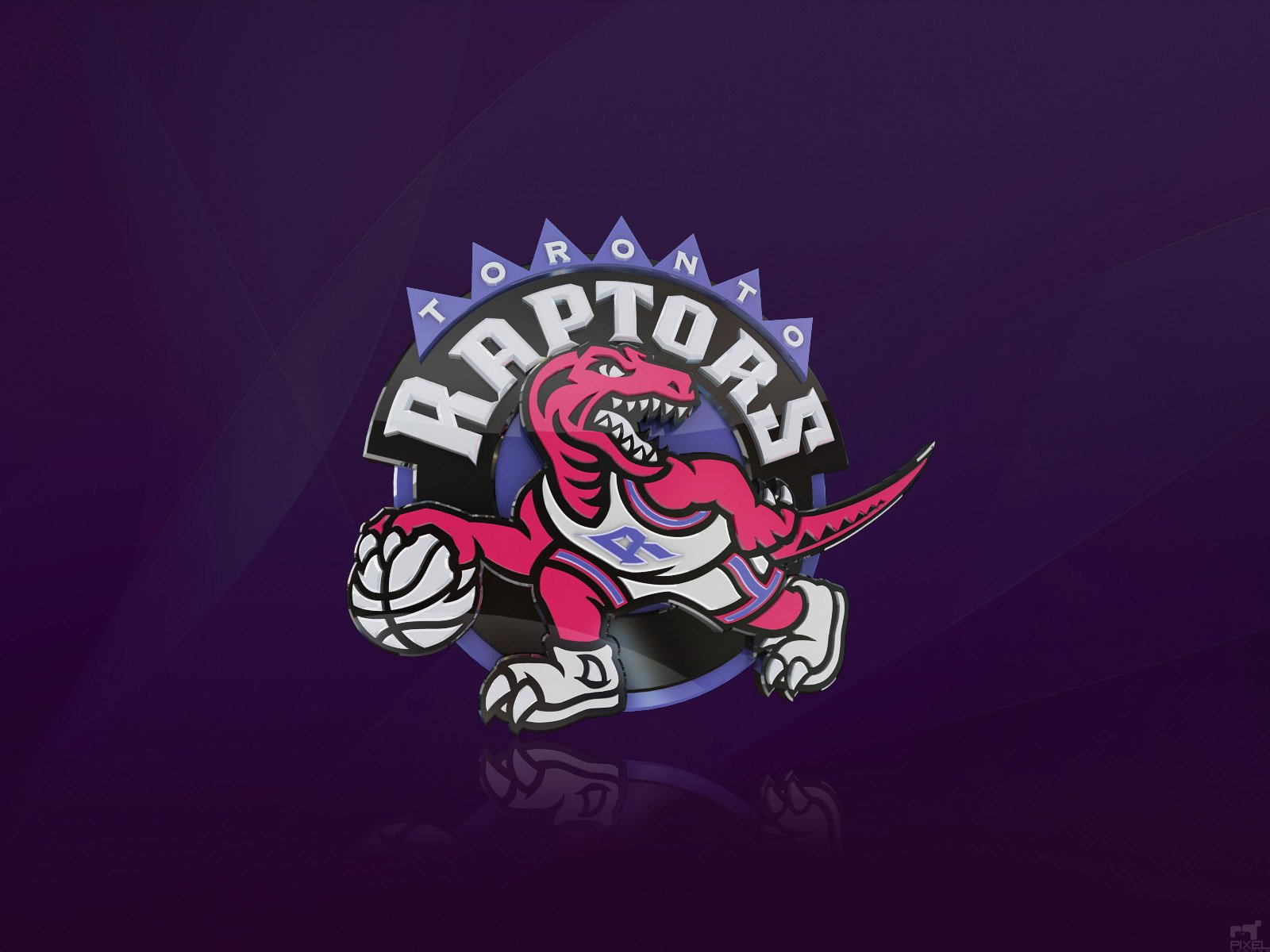 Toronto Raptors   NBA Team Wallpaper 1600x1200