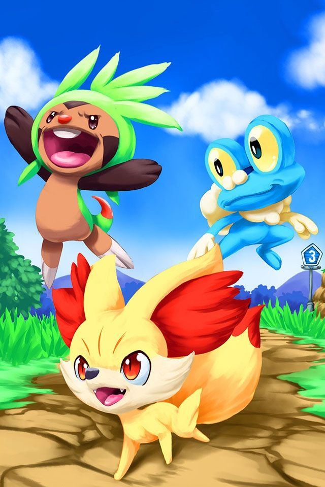 Pokemon X Y Wallpaper Hd 97 images in Collection Page 3 640x960