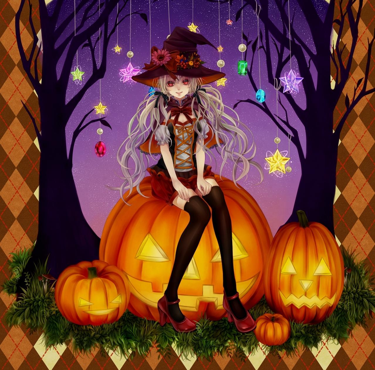 [45+] Cute Witch Halloween Wallpaper On WallpaperSafari