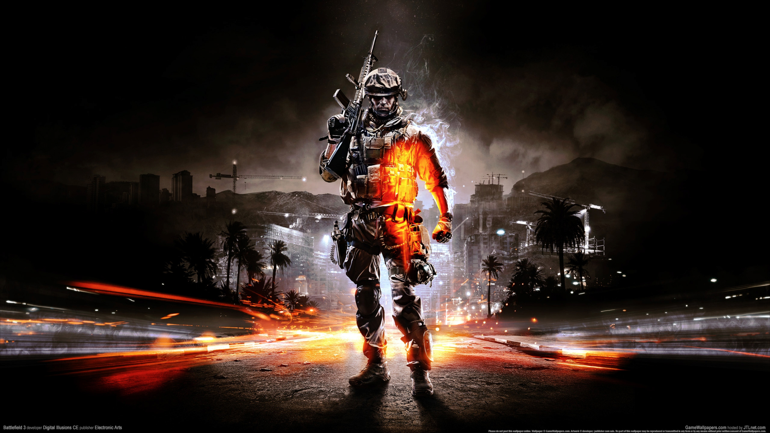 Battlefield 4 Wallpaper 2560x1440 - WallpaperSafari