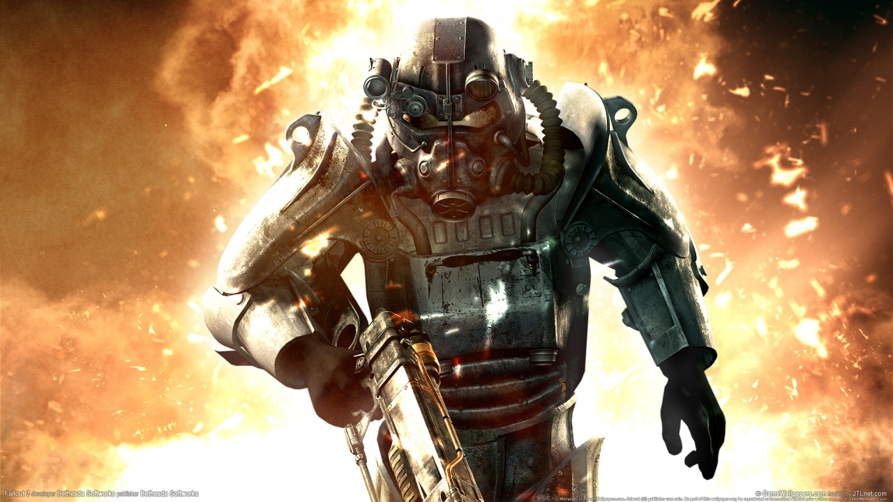 Fallout 3 Game Wallpapers HD Wallpapers 1280x720