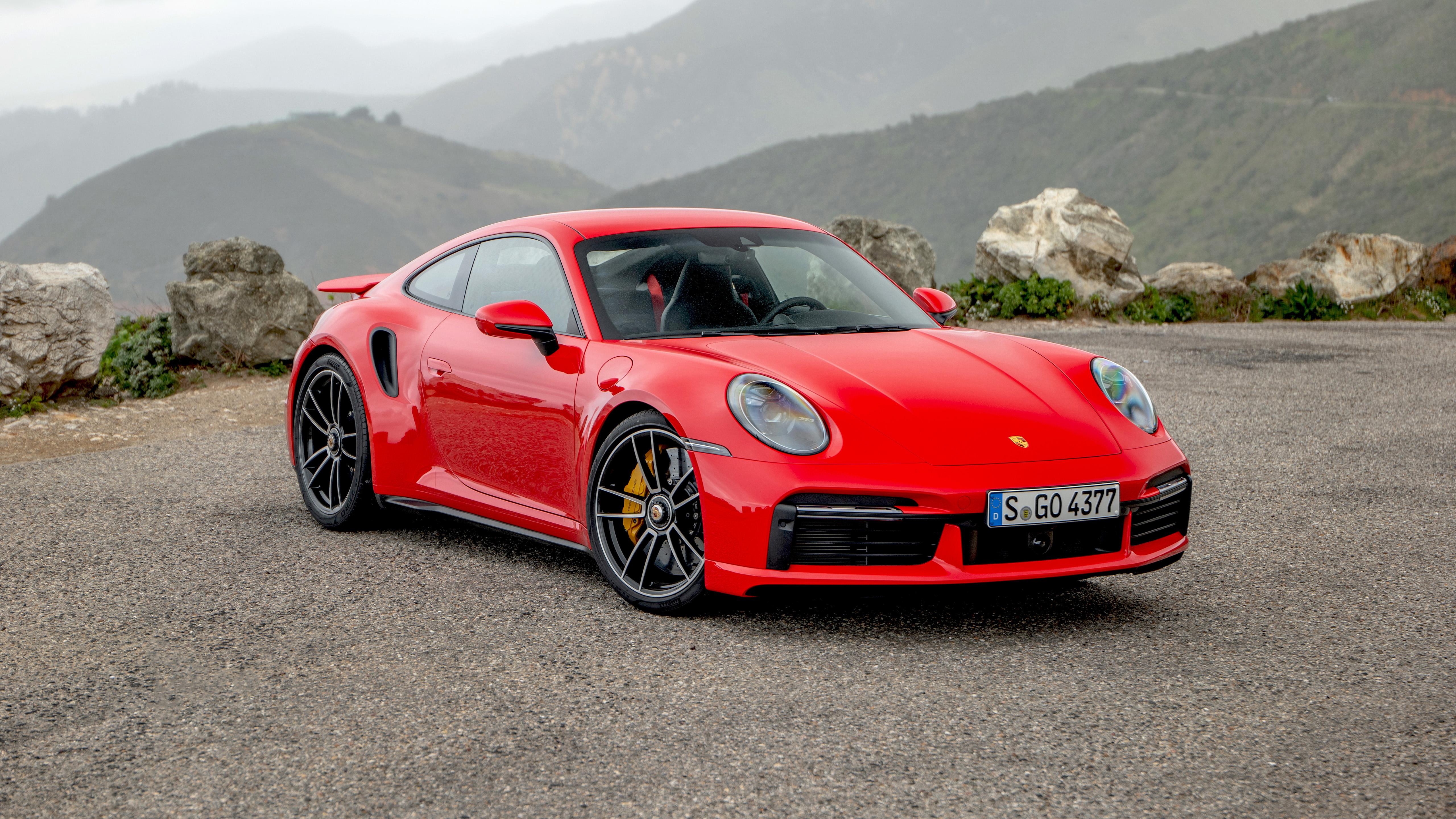 Porsche 911 Turbo S 2020 5K Wallpaper HD Car Wallpapers ID 14677 5120x2880