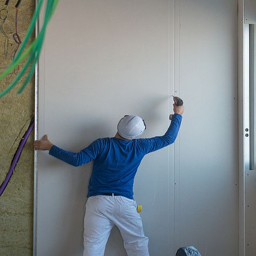 Drywall Repairs Services D L Wallpaper Installation designs 520x520