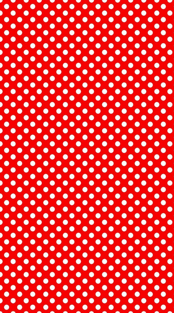 red white dots wallpaper - photo #14
