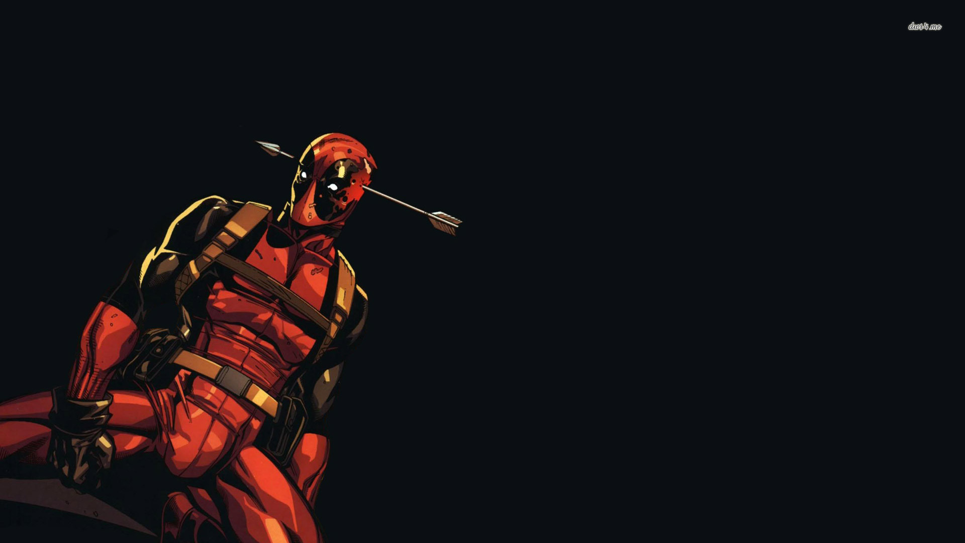 Deadpool wallpaper 1920 x 1080 wallpapersafari for Deadpool wallpaper 1920x1080