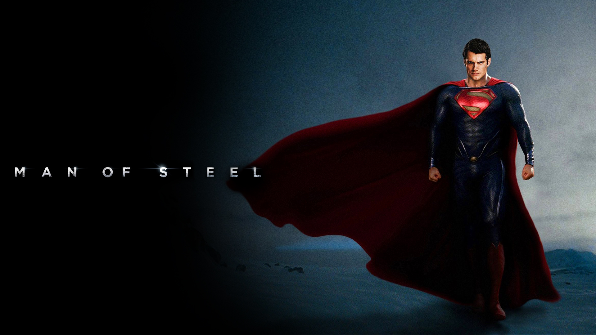 Enjoy this Man of Steel background Man of Steel wallpapers 1920x1080