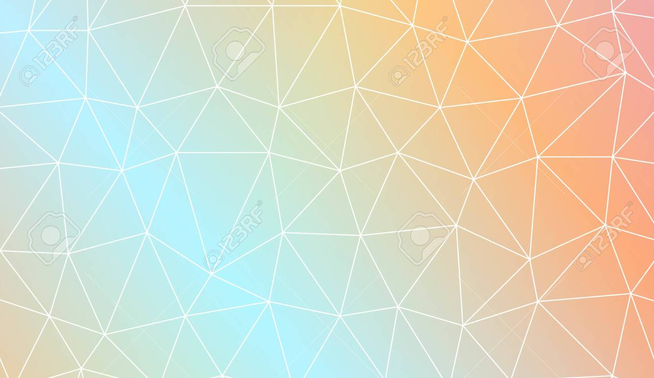 Modern Elegant Background With Polygonal Elements For Your 1300x751