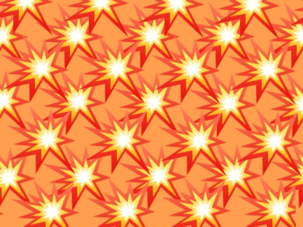 Kaboom Background by FreeBackgrounds4U 1024x768