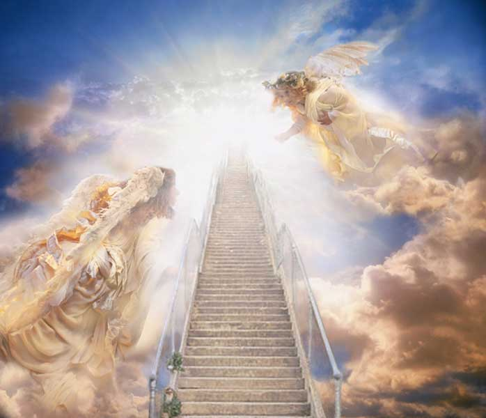 stairway to heaven background - photo #15