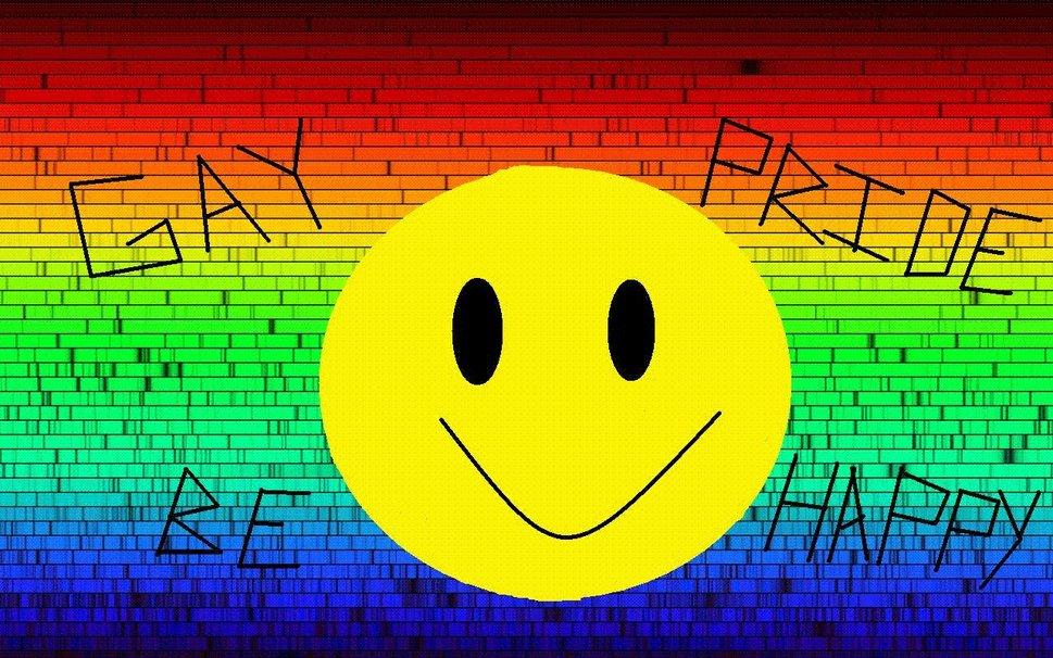 gay pride be happy wallpaper   ForWallpapercom 969x606