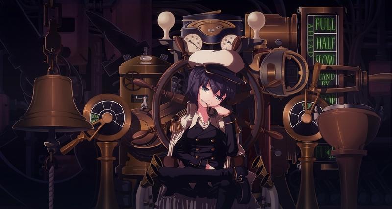 Badass Anime Girl Wallpaper Video Gameswomen Women Games Touhou 800x428